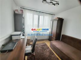 Apartament 3 camere spatios, mobilat si utilat, pozitie buna