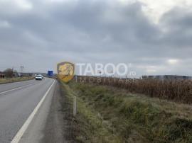 Teren Viile Sibiului deschidere 50 metri la DN 14