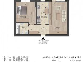 Apartament 2 Camere - Metrou Berceni - Comision 0%