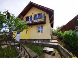 Casa cu 3 camere constructie 2010 in Saliste jud Sibiu