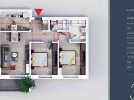 Apartament 3 camere- Metrou Nicolae Teclu