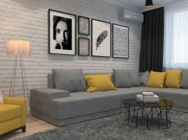 Apartament 2 camere tip studio Titan - Metrou 1 Decembrie...