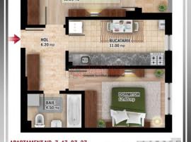 Apartament 2 camere- Turnu Magurele - GATA DE MUTARE-Noua