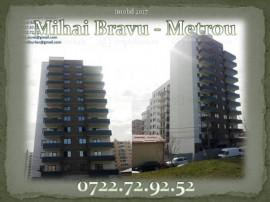 Vitanul Nou - Mihai Bravu Metrou, Apartament 3 cam 2017