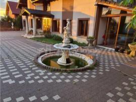 Vila de lux - 5 camere - 3 dormitoare cu baie proprie - an 2