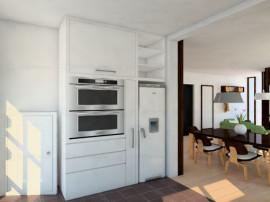 Casa în Stupini cu 5 camere, cod 8558