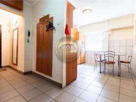 Apartament cu 4 camere,dubla orientare,etaj intermediar,b-du