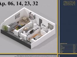 Prestige Residence - apartament 2 camere Theodor Pallady
