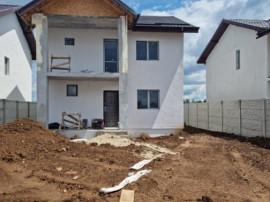 Casa individuala 5 camere cu teren 415mp Magurele-POZE REALE