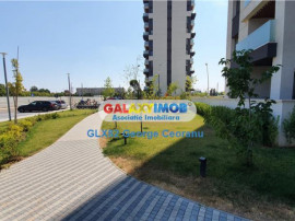 Apartament 2 camere Bucurestii Noi Afi City, curte 40mp,