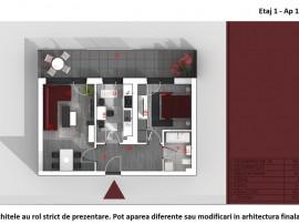 Apartament 2 camere Titan - Liviu Rebreanu-PARC I.O.R