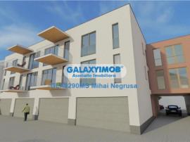 Apartamente cu 2 camere, bloc nou, situate in zona centrala