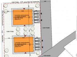 Teren intravilan constructie case zona Razoare