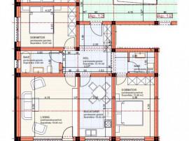 Apartament 3 camere - 72 mp Nord