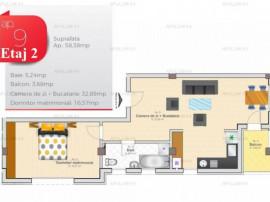 Apartament cu 2 camere | Zona Prelungirea Ghencea - S6 | 0%