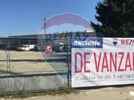 Spațiu industrial de 700mp în zona Viisoara