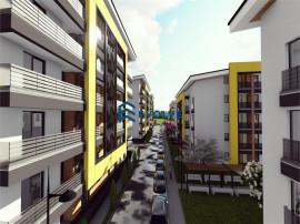 Apartament 2 camere 46.68mp, zona Pacurari - AlphaBank