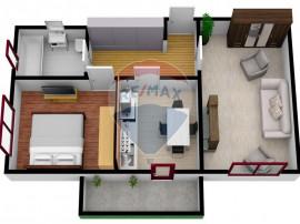 Apartament 2 camere - 51mpu.   Direct dezvoltator