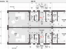 Casa tip duplex 4 camere si 240 m teren de in Someseni