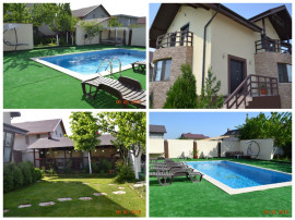 Vila cu piscina si 900 mp teren Berceni