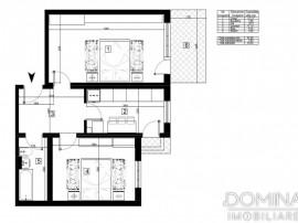 Apartament 2 camere situat in Targu Jiu, strada Victoriei