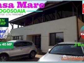 Casa Mare si Spatioasa cu 6 Camere in Mogosoaia