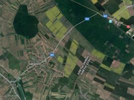 Săbăreni, 12 km de centură, teren intravilan, 1400 mp