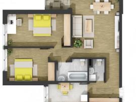 Apartament 3 Camere - Zona Berceni