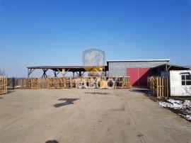 Spatiu industrial de 1750 mp in Sebes judetul Alba