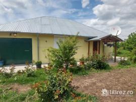 Casa cu 2 camere | garaj | Teren 3500 mp | Comuna Mogosesti-