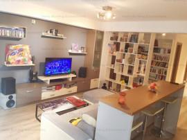 Apartament 3 camere + loc de parcare suprateran, mobilat + u