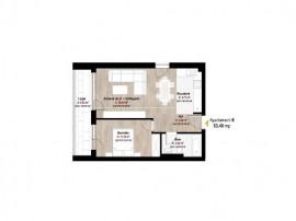 Apartament 2 camere, cart Gheorgheni Str.Septimiu Albini