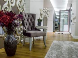 Apartament superb cu finisaje de lux, 205 mp utili si curte