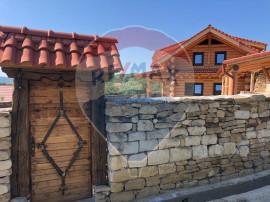 Casa din busteni, fara comision, zona Baciu