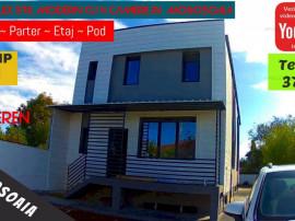 Vila Duplex Stil Modern cu 4 Camere in Mogosoaia