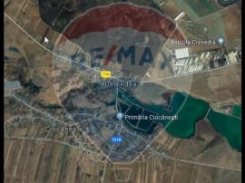 Teren Ciocanesti- Decindea-Padure / Drumul Comunal 77A