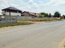 Teren intre case / la bulevard / 500 mp / comuna berceni