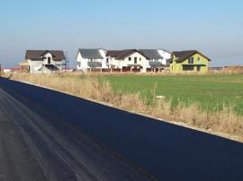Terenuri constructii case Izvor Tarlungeni