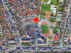 Teren investitie 503mp Calea Floreasca cu constructie