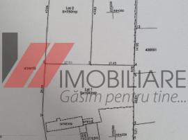 Recas Izvin teren constructie casa 750 mp FS 17 ml