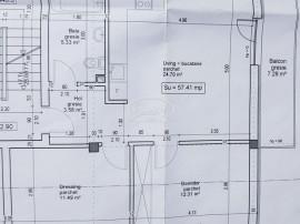 Apartament cu 2 camere si parcare subterana, in zona Sub ...