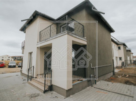 Casa imobil nou, intabulat, 5 camere-124 mp utili terasa -Tr
