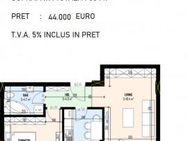 Apartament 2 camere dec,etaj 1,Lift, Nord diamantului