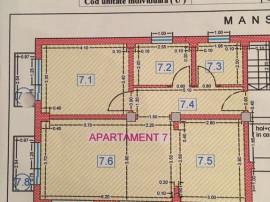 Bragadiru apartament unicat 78mp clasa lux