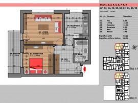 Apartament cu 2 camere, Soseaua Oltenitei, Petrom Oltenitei
