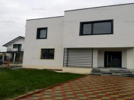 Casa Ultramoderna cu 5 Camere si 480 mp Teren langa Buftea
