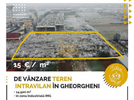 TEREN intravilan in zona Industrial#259; IMG