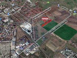 Teren 17,300 mp Arad / Câmpul Liniștii