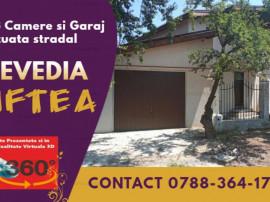 Casa 3 Camere, Garaj si 500 Mp teren situata stradal in Crev