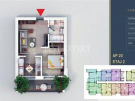 Apartament 2 camere 10 minute metrou Nicolae Teclu Avans Min